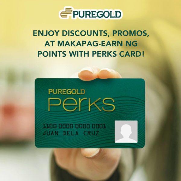 SM Hypermarket vs Puregold: Battle of the Brands - Puregold Rewards Card