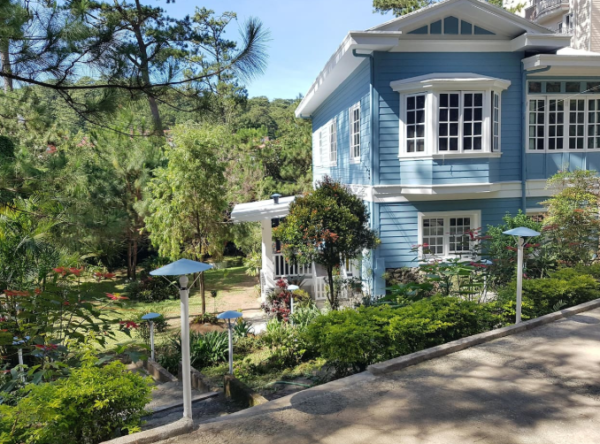 Airbnb Rooms - American Heritage Baguio Home