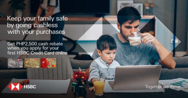 Credit Card Promos 2020 - HSBC Cash Rebate