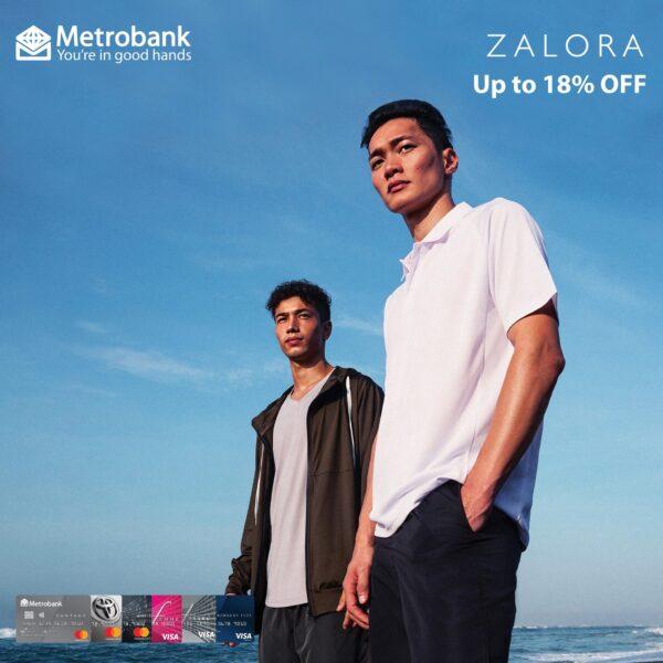 Credit Card Promos 2020 - Metrobank Credit Card Promo Zalora