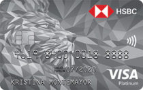 Best Credit Cards in the Philippines - HSBC Platinum Visa