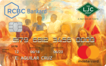 Best Credit Cards in the Philippines - RCBC Bankard LJC Mastercard