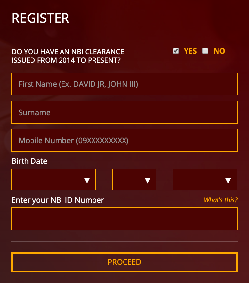 NBI Renewal Guide - NBI Renewal Process