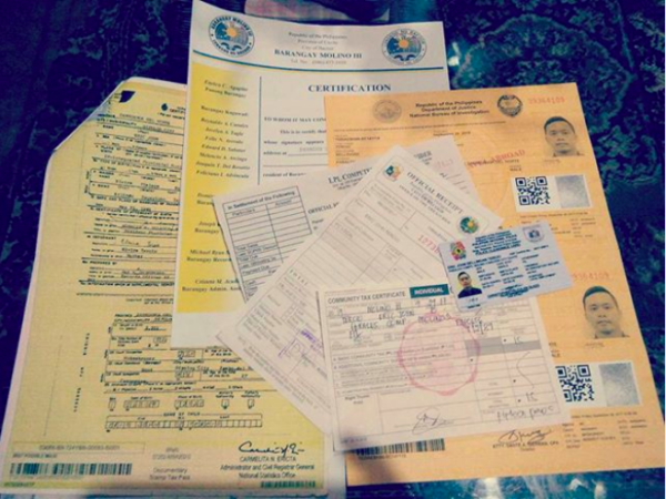 NBI Renewal Guide - Barangay Clearance