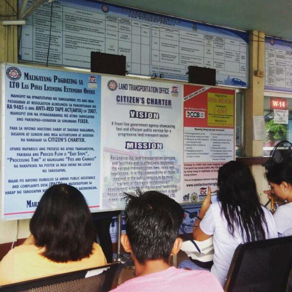 LTO Car Registration and Renewal Process