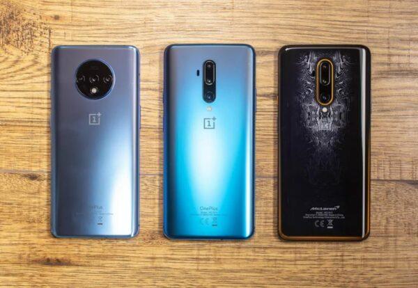 Latest Phones in 2020 - OnePlus 7T Pro