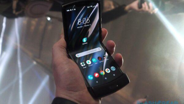 Latest Phones in 2020 - Motorola RAZR 2020