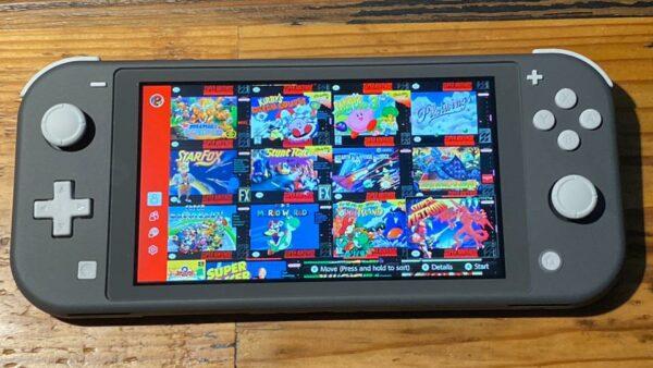 Latest Phones in 2020 - Nintendo Switch Lite