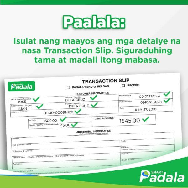 Smart Padala Guide - How to Use Smart Padala