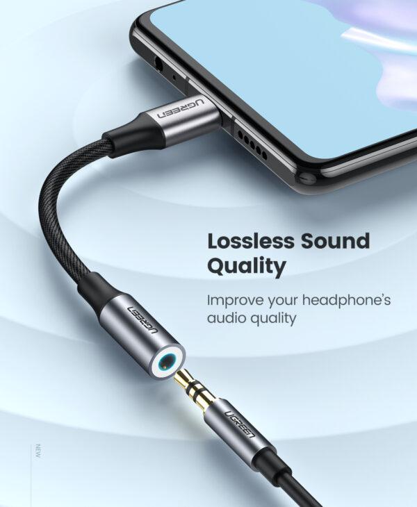 Phone Accessories - UGreen headphone jack