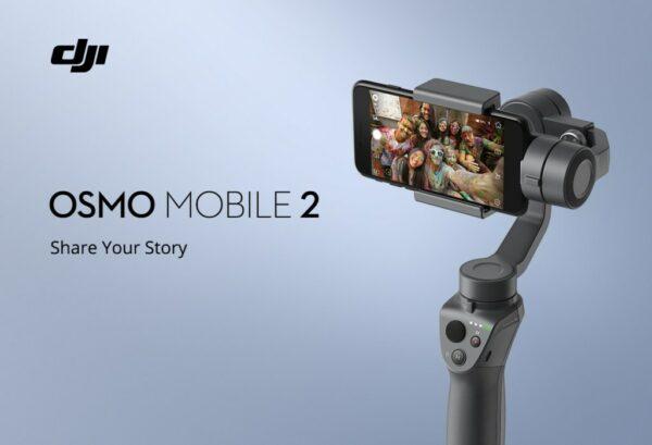 Phone Accessories - DJI Osmo mobile 2