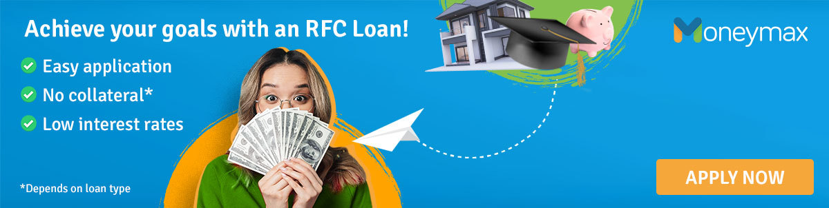 Achieve your goals with an RFC Loan!