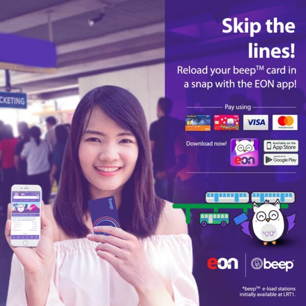 How to Load Beep Card Using Unionbank