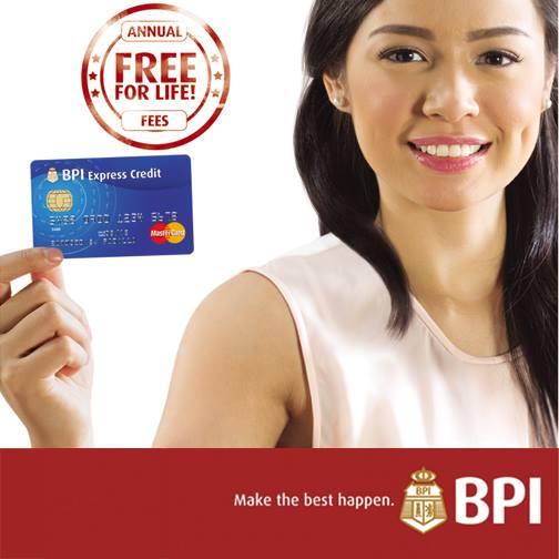 Supplementary Card BPI