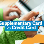 supplementary credit card