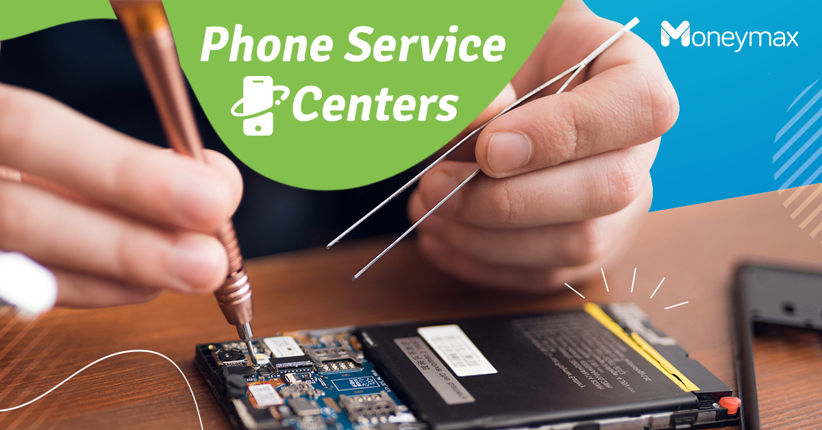 Smartphone Service Centers in PH