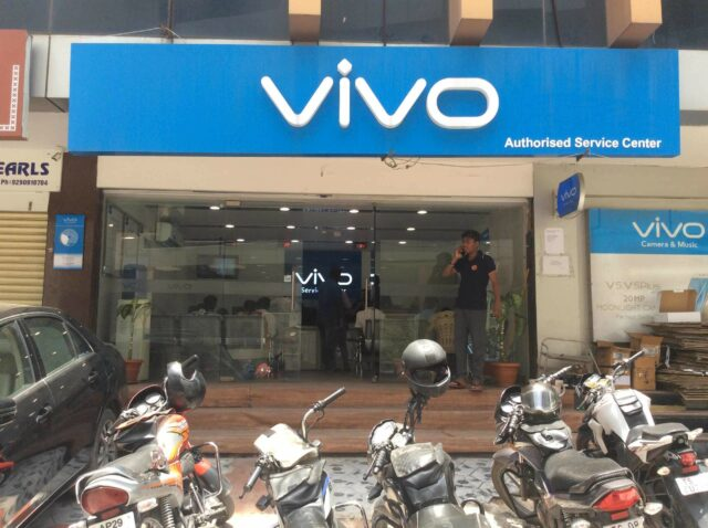 Smartphone Service Centers - Vivo Service Center