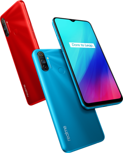 Budget Gaming Phones - Realme C3
