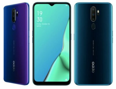 Budget Gaming Phones - OPPO A9 2020