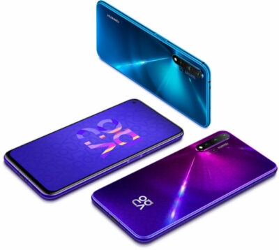 Budget Gaming Phones - Huawei Nova 5T
