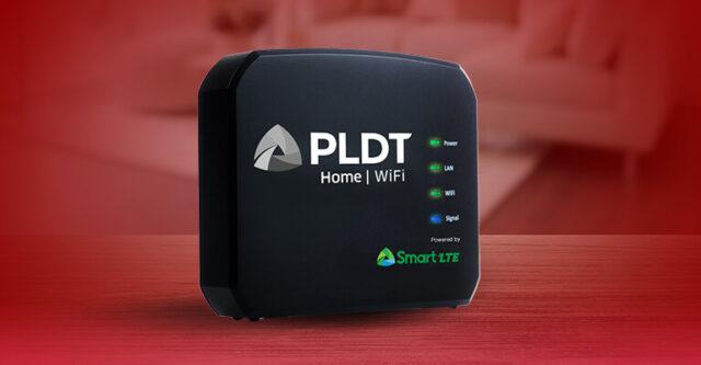 Prepaid WiFi - PLDT Home Prepaid WiFi