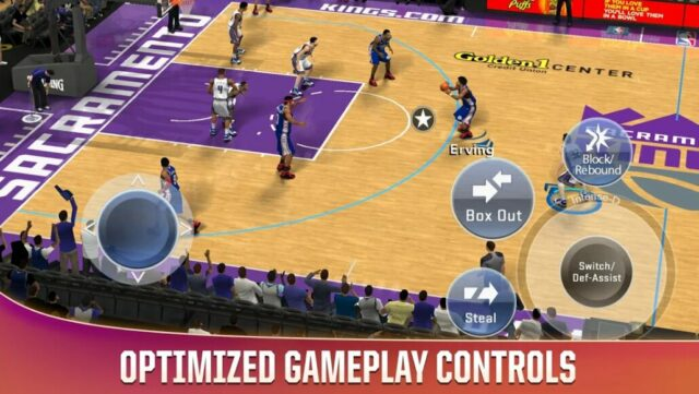 Mobile Games - NBA 2K20