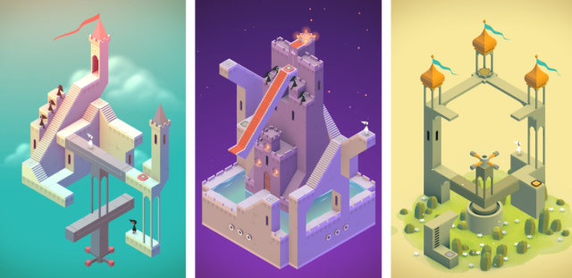 Mobile Games - Monument Valley