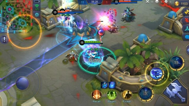 Mobile Games - Mobile Legends