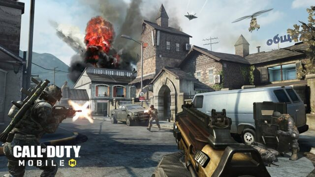 Mobile Games - Call of Duty Mobile