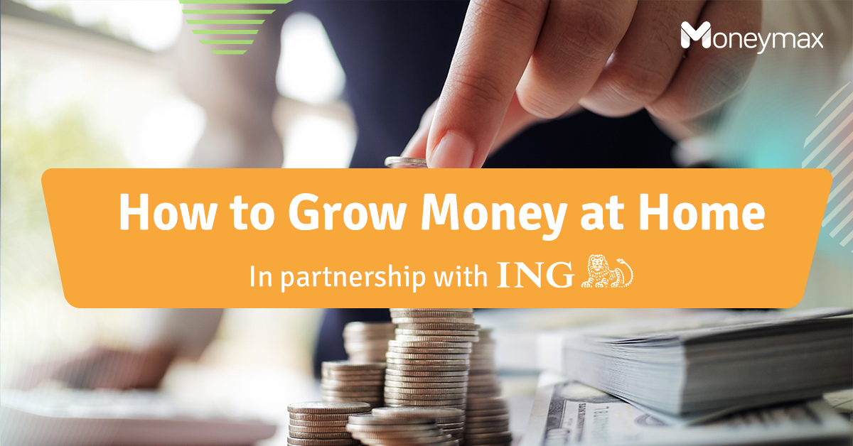 Earn Money from Home Amidst COVID-19 with ING Philippines | Moneymax