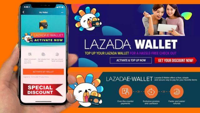 Lazada Loans Guide - Lazada Wallet