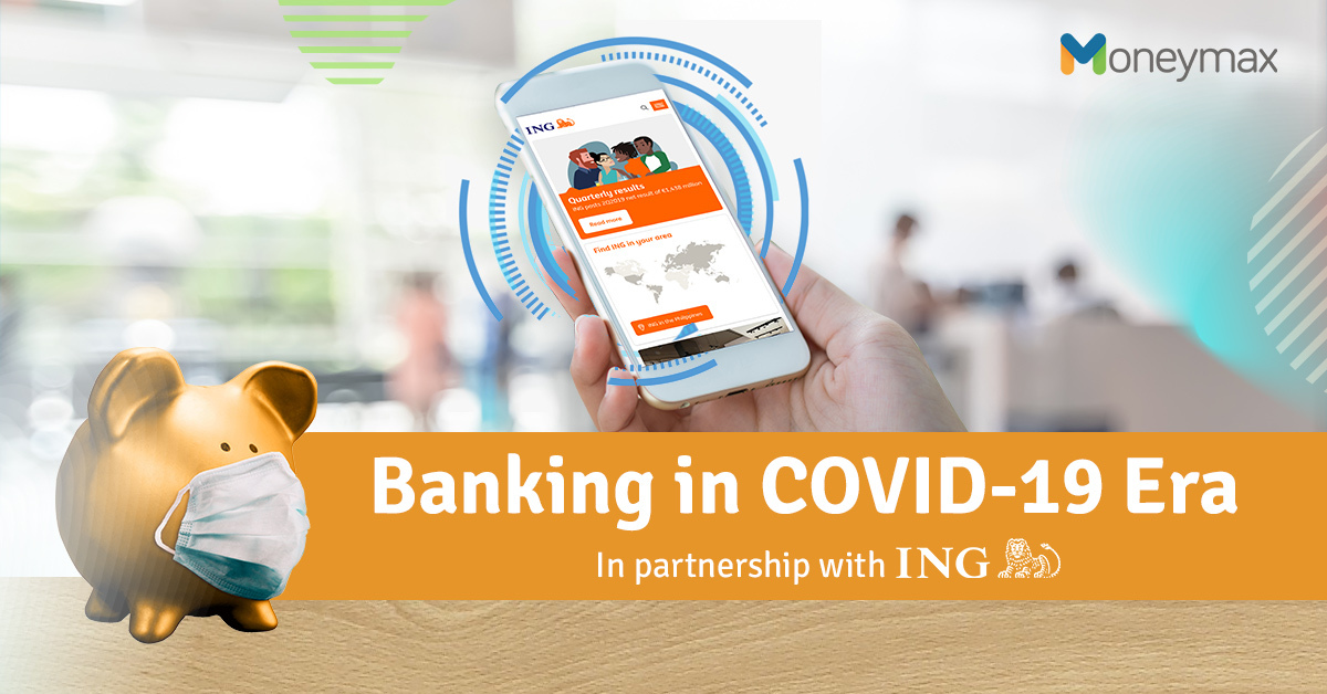 How COVID-19 Changed Banking Through Online Banking Accounts | Moneymax