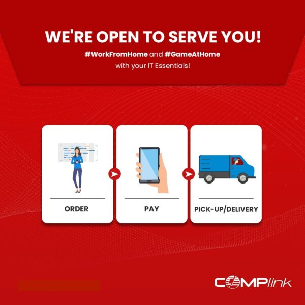 Online Gadget Stores Operating During ECQ - Complink