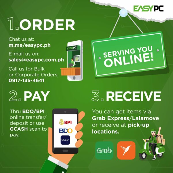 Online Gadget Stores Operating During ECQ - EasyPC
