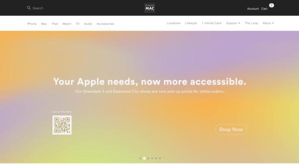 Online Gadget Stores Operating During ECQ - Power Mac Center
