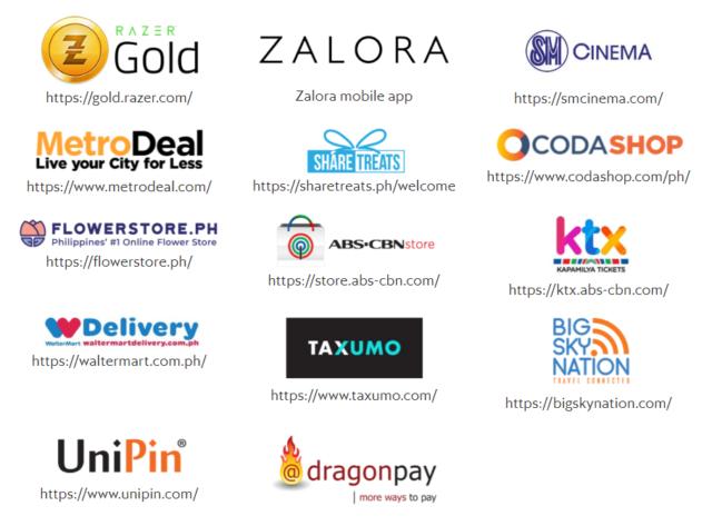 GrabPay - Online Merchants