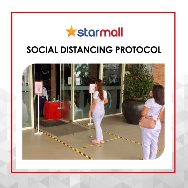 Mall Schedule and Guidelines MECQ - Starmalls
