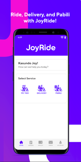 Pabili Service App in the Philippines - Joyride Pabili