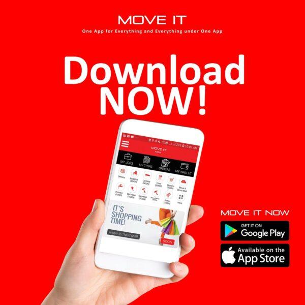 Pabili Service App in the Philippines - Move It Pabili Service