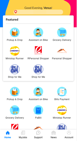 Pabili Service App in the Philippines - MyKuya