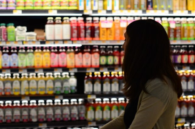 apply for a credit card now - grocery shopping