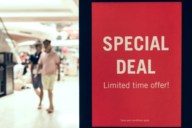 apply for a credit card now - special deal