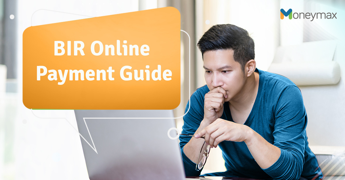 BIR Online Payment Guide for Filipino Taypayers | Moneymax