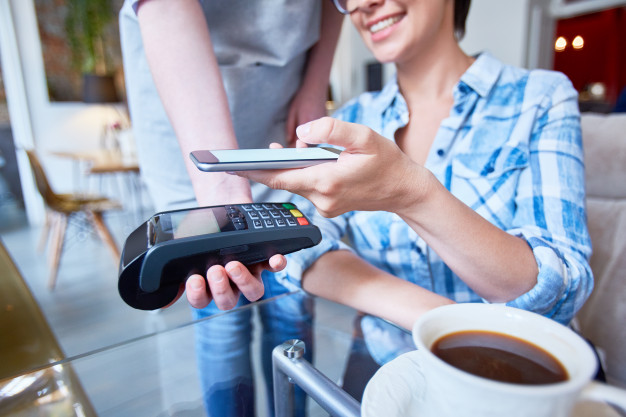 Contactless Payment - Contactless Cards