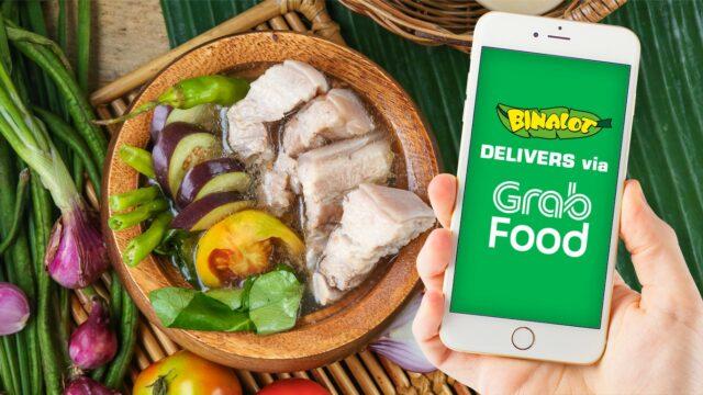 cheap food delivery - binalot