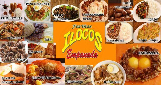 cheap food delivery - fariñas ilocos empanada