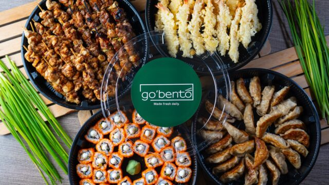 cheap food delivery - go bento
