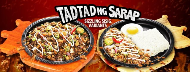cheap food delivery - king sisig