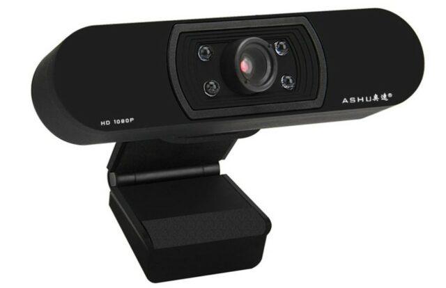 work from home essentials - goft 1080p full hd webcam