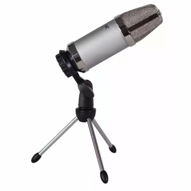 work from home essentials - mickle mm-us100 microphone